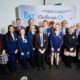 Our finalists and sponsors at the celebration event at ThinkTank science museum